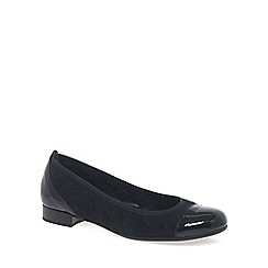 Gabor - Navy 'Goode' womens shoes