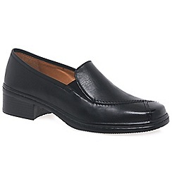 Gabor - Black 'Frith' womens casual shoes