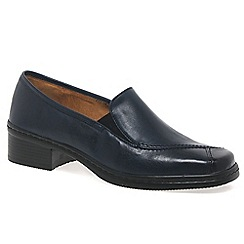 Gabor - Navy 'Frith' womens casual shoes