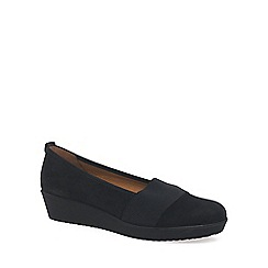 Gabor - Black 'Freeway' womens casual shoes