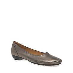 Gabor - Metallic 'Change' Womens Casual Shoes