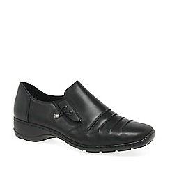 Rieker - Black 'Calder' womens casual shoes