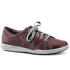 Josef Seibel - Wine 'Dany 05' womens casual shoes