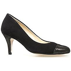 Van Dal - Black 'Peacock' womens dress casual shoes