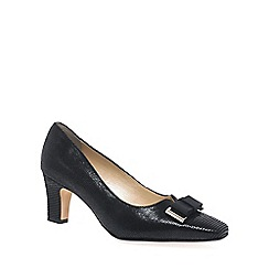 Van Dal - Black 'Kett' womens dress casual shoes