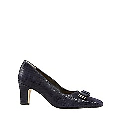 Van Dal - Dark blue 'Kett' womens dress casual shoes