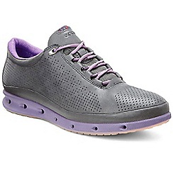 Ecco - Grey 02 womens casual sports trainers