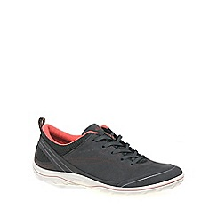 Ecco - Dark grey 'Arizona' Womens Casual Sports Trainers