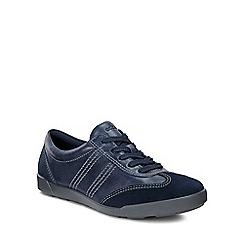 Ecco - Dark blue 'Crisp II' womens casual shoes