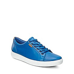 Ecco - Blue 'Soft 7' Womens Shoes