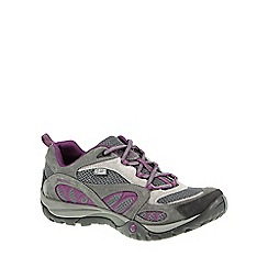 Merrell - Grey 'Azura Waterproof' Womens Sports Trainers