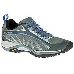 Merrell - Grey 'Siren Edge' hiking shoes