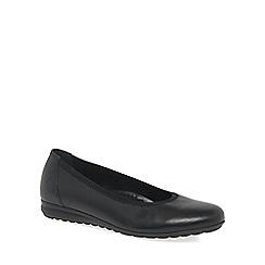 Gabor - Black 'Splash' Womens Casual Shoes