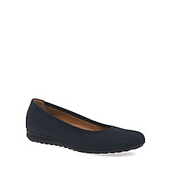 Gabor - Navy 'Splash' Womens Casual Shoes