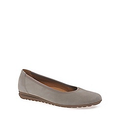 Gabor - Beige 'Splash' Womens Casual Shoes