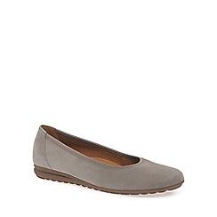 Gabor - Beige 'Splash' Womens Casual Shoes
