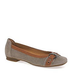 Gabor - Beige 'Indiana' Womens Casual Pumps