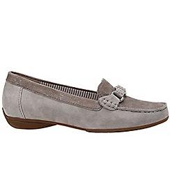 Gabor - Beige Estate Womens Slip On Shoes