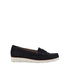 Gabor - Navy 'Portland' Womens Slip On Shoes