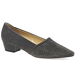 Gabor - Grey 'Azalea' Womens Casual Shoes
