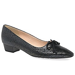 Peter Kaiser - Near black 'Lizzy' Womens Dress Shoes