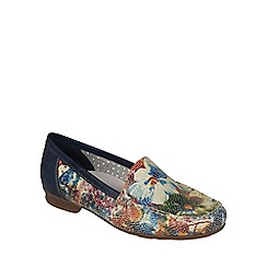 Rieker - Multi Coloured Spring Womens Casual Shoes