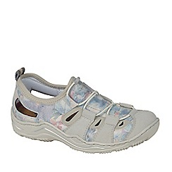 Rieker - Multi Coloured 'Cord' Womens Casual Sports Shoes