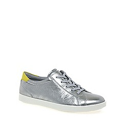 Ecco - Silver 'Aimee' Womens Casual Shoes