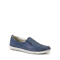 Josef Seibel - Blue 'Ciara 03' Slip On Womens Casual Shoes