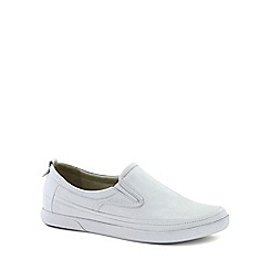Josef Seibel - White 'Ciara 03' Slip On Womens Casual Shoes
