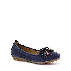 Josef Seibel - Blue 'Pippa 09' Womens Casual Shoes