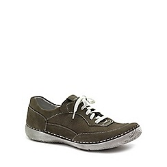 Josef Seibel - Taupe 'Antje 09' Womens Casual Trainers