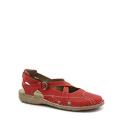 Josef Seibel - Red 'Francesca 01' Womens Sandals