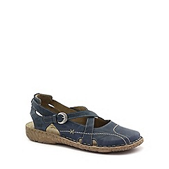 Josef Seibel - Blue 'Francesca 01' Womens Sandals