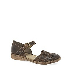 Josef Seibel - Brown 'Francesca 05' Womens Sandals