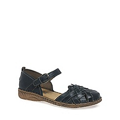 Josef Seibel - Blue 'Francesca 05' Womens Sandals