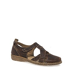 Josef Seibel - Brown 'Francesca 09' Womens Sandals