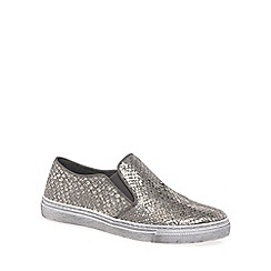 Gabor - Silver 'Identify' Womens Casual Shoes