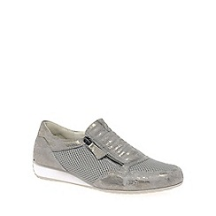 Gabor - Taupe 'Brunello' Womens Casual Sports Trainers
