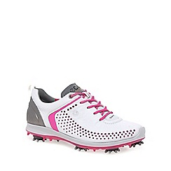 Ecco - White 'Biom G2' Womens Golf Shoes