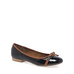 Marco Tozzi - Black 'Dignity II' Womens Casual Shoes