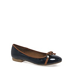 Marco Tozzi - Navy 'Dignity II' Womens Casual Shoes