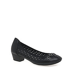 Marco Tozzi - Black 'Dena' Womens Casual Shoes