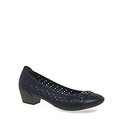 Marco Tozzi - Navy 'Dena' Womens Casual Shoes