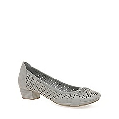 Marco Tozzi - Grey 'Dena' Womens Casual Shoes