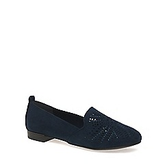 Marco Tozzi - Navy 'Alawa' Womens Casual Shoes