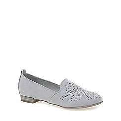 Marco Tozzi - Grey 'Alawa' Womens Casual Shoes