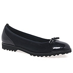 Gabor - Navy 'Temptation' Womens Casual Shoes