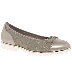 Gabor - Gold 'Temptation' womens casual shoes