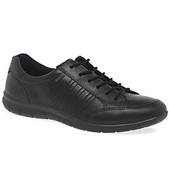 Ecco - Black 'Babett Goretex' womens casual shoes